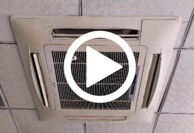 中央空调的清洗